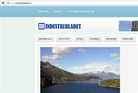 Industribladet Norge AB (falskt navn) / ASM Sales Office AB