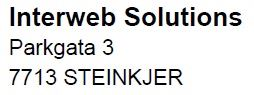 Interweb Solutions